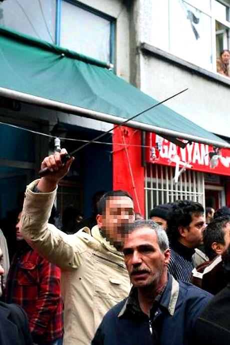 İstanbul'da silahlar çekildi! galerisi resim 12