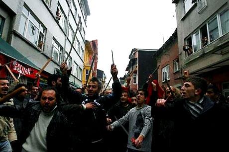 İstanbul'da silahlar çekildi! galerisi resim 2