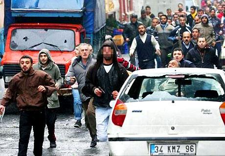 İstanbul'da silahlar çekildi! galerisi resim 3