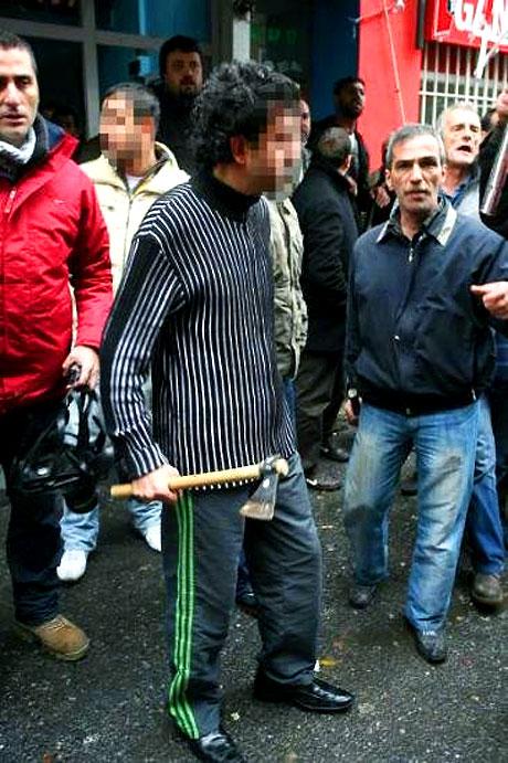 İstanbul'da silahlar çekildi! galerisi resim 5