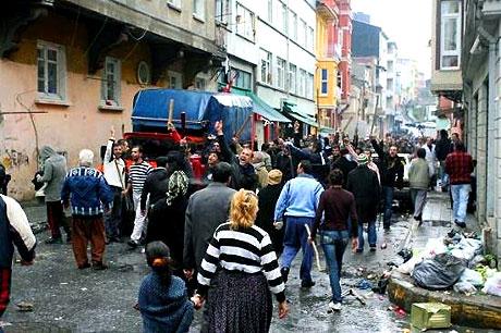 İstanbul'da silahlar çekildi! galerisi resim 6