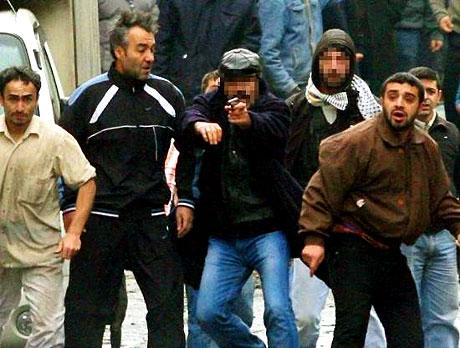 İstanbul'da silahlar çekildi! galerisi resim 8