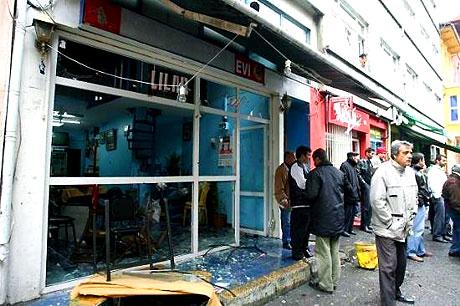 İstanbul'da silahlar çekildi! galerisi resim 9