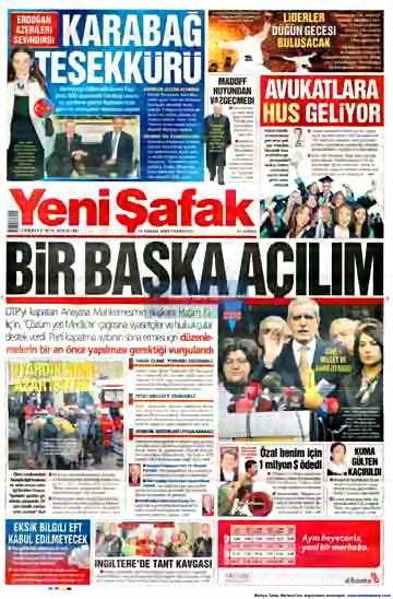 Gazete Manşetleri (14 Aralık) galerisi resim 12