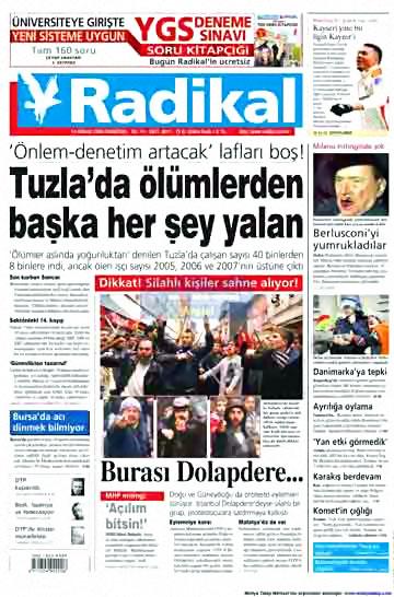 Gazete Manşetleri (14 Aralık) galerisi resim 15