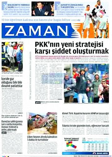 Gazete Manşetleri (14 Aralık) galerisi resim 2