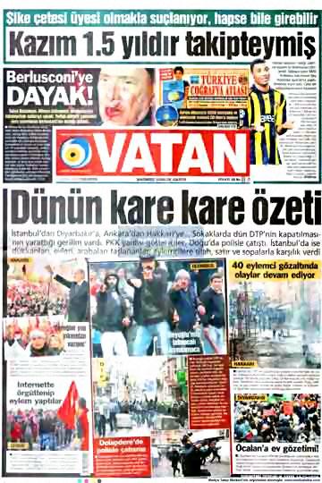Gazete Manşetleri (14 Aralık) galerisi resim 3