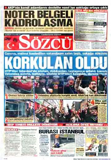 Gazete Manşetleri (14 Aralık) galerisi resim 4