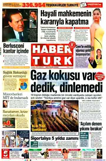 Gazete Manşetleri (14 Aralık) galerisi resim 6