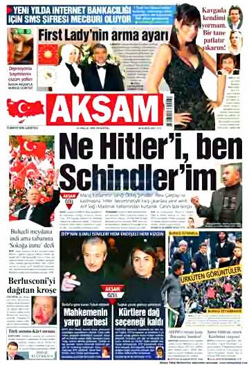 Gazete Manşetleri (14 Aralık) galerisi resim 7