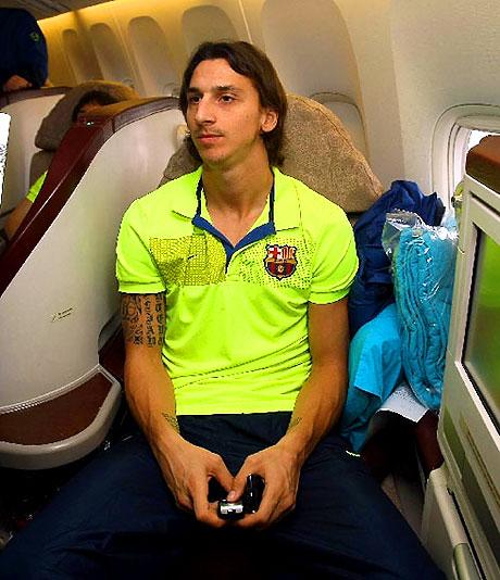 THY'nin 'Barça'yı taşıdığı uçak! galerisi resim 11