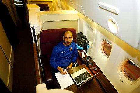 THY'nin 'Barça'yı taşıdığı uçak! galerisi resim 7