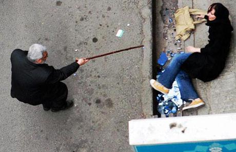 İran'da Seçim Gösterileri galerisi resim 10
