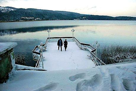 Yurttan kar manzaraları... galerisi resim 13