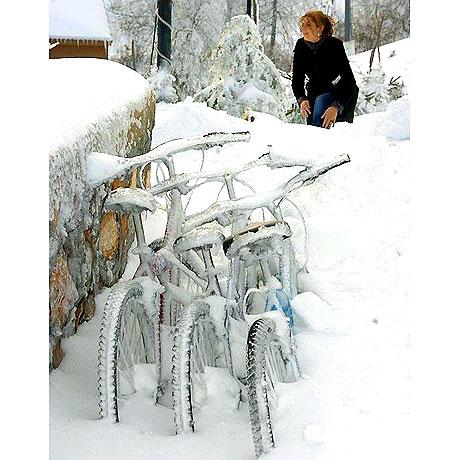 Yurttan kar manzaraları... galerisi resim 14