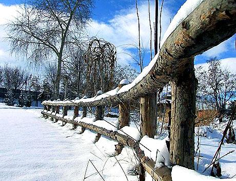 Yurttan kar manzaraları... galerisi resim 5