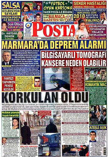 Gazete Manşetleri (16 Aralık) galerisi resim 11