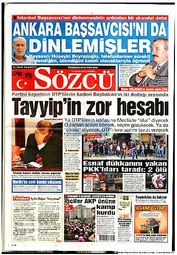 Gazete Manşetleri (16 Aralık) galerisi resim 12