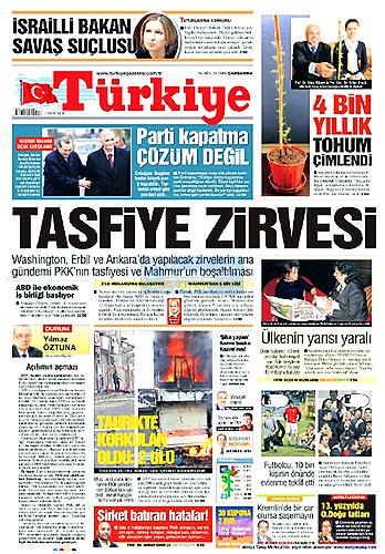Gazete Manşetleri (16 Aralık) galerisi resim 13