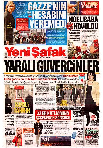 Gazete Manşetleri (16 Aralık) galerisi resim 15