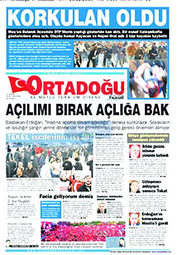 Gazete Manşetleri (16 Aralık) galerisi resim 16
