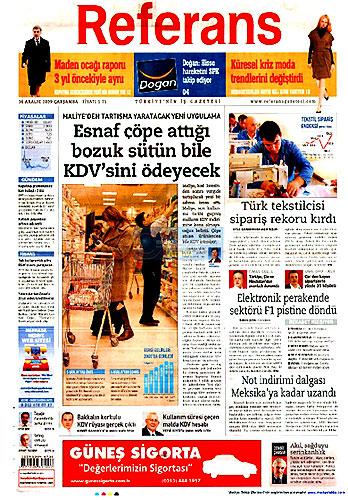 Gazete Manşetleri (16 Aralık) galerisi resim 18