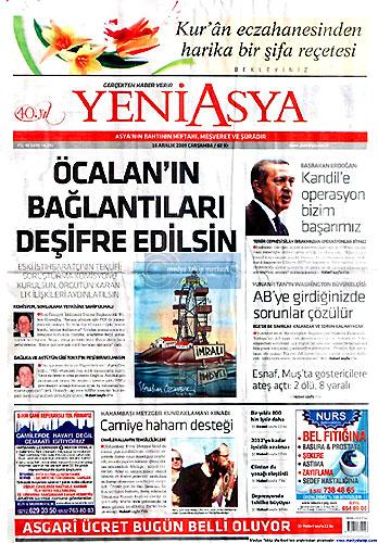 Gazete Manşetleri (16 Aralık) galerisi resim 19