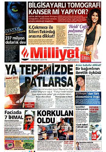 Gazete Manşetleri (16 Aralık) galerisi resim 2