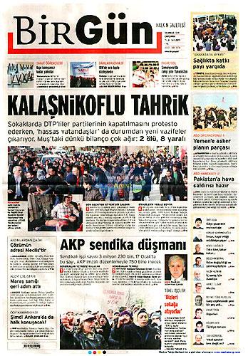 Gazete Manşetleri (16 Aralık) galerisi resim 22