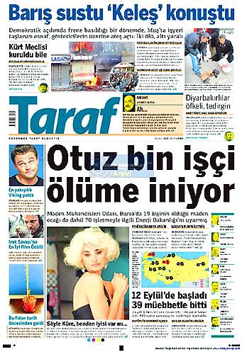 Gazete Manşetleri (16 Aralık) galerisi resim 6