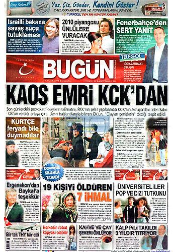 Gazete Manşetleri (16 Aralık) galerisi resim 7
