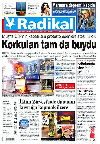 Gazete Manşetleri (16 Aralık) galerisi resim 9