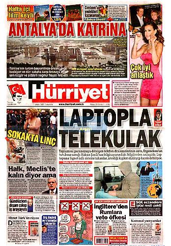 Gazete Manşetleri (17 Aralık) galerisi resim 1