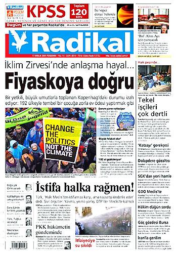 Gazete Manşetleri (17 Aralık) galerisi resim 12