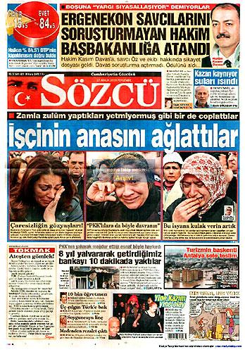 Gazete Manşetleri (17 Aralık) galerisi resim 14