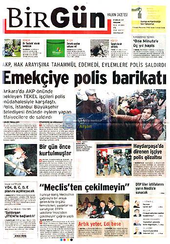 Gazete Manşetleri (17 Aralık) galerisi resim 15