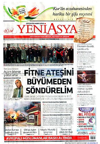 Gazete Manşetleri (17 Aralık) galerisi resim 19