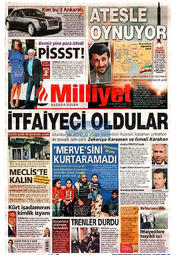 Gazete Manşetleri (17 Aralık) galerisi resim 2