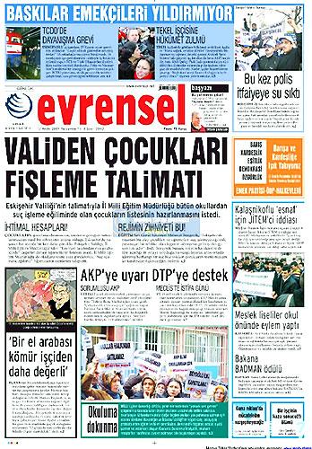 Gazete Manşetleri (17 Aralık) galerisi resim 26