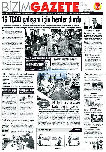 Gazete Manşetleri (17 Aralık) galerisi resim 27