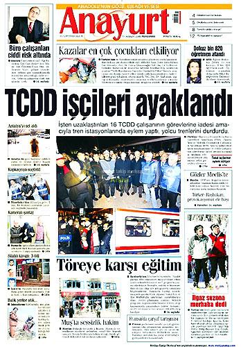 Gazete Manşetleri (17 Aralık) galerisi resim 28