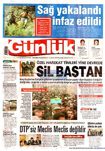 Gazete Manşetleri (17 Aralık) galerisi resim 29