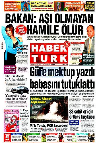 Gazete Manşetleri (17 Aralık) galerisi resim 4