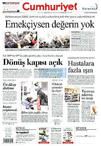 Gazete Manşetleri (17 Aralık) galerisi resim 6