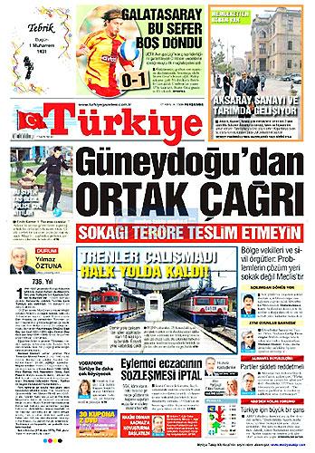 Gazete Manşetleri (17 Aralık) galerisi resim 7