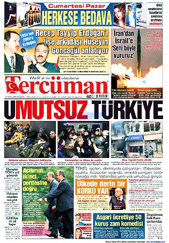 Gazete Manşetleri (17 Aralık) galerisi resim 8