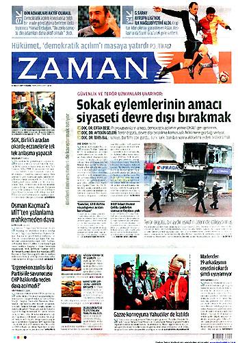 Gazete Manşetleri (17 Aralık) galerisi resim 9