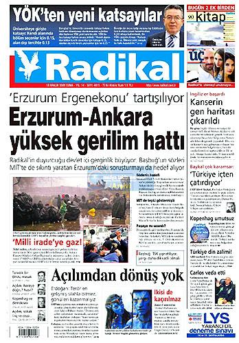 Gazete Manşetleri (18 Aralık) galerisi resim 10