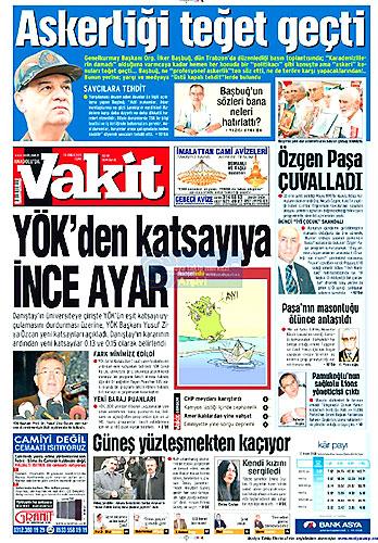 Gazete Manşetleri (18 Aralık) galerisi resim 11
