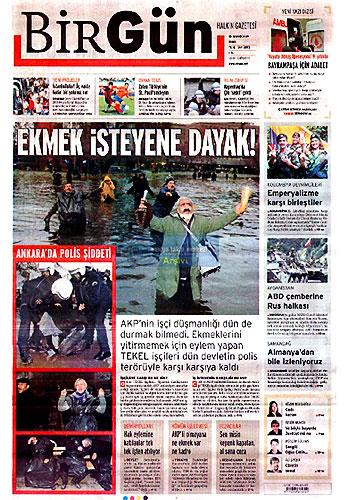 Gazete Manşetleri (18 Aralık) galerisi resim 12